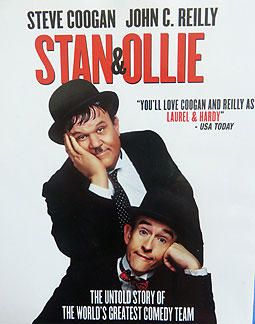 album cover: Stan and Ollie